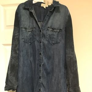 Cloth & Stone Shirtdress, M